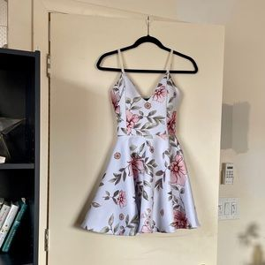 Floral Dress by Eunique Collections